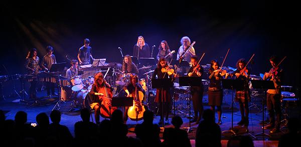 Ensembles de Valéry Saussereau et d'Hélène Checco (Nantes 7/01/2017)